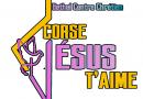 Corse Jésus t'Aime «Esther»