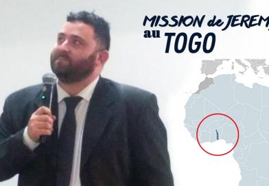 Mission de Jeremy au Togo