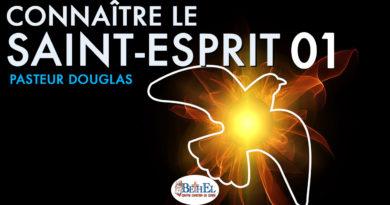 Connaître le Saint-Esprit part 01