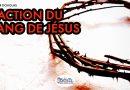 l'action du sang de Jésus