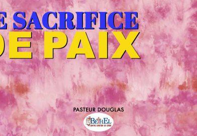 Le Sacrifice de Paix